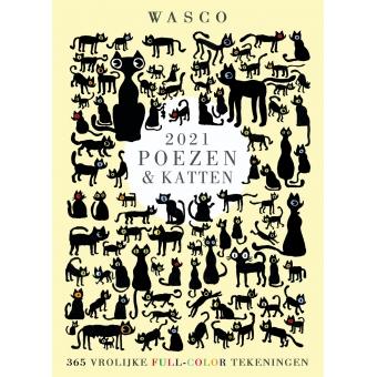 Wasco - Poezenkalender