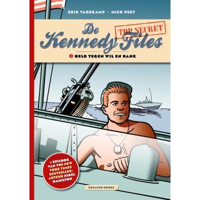Erik Varekamp, Mick Peet - De Kennedy Files #3 SC