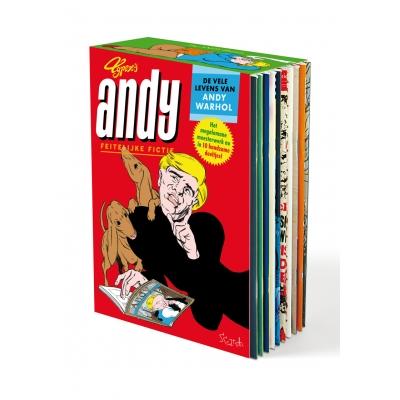 Typex - Andy omdoos (incl. alle 10 delen)