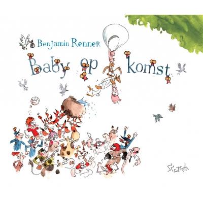 Benjamin Renner - Baby op komst