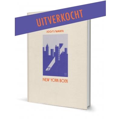 Joost Swarte - New York Boek LUXE